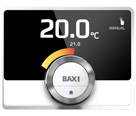 logo baxi txm 10c