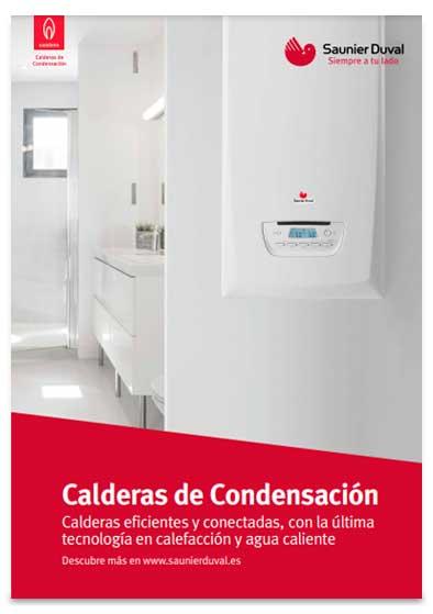 folleto caldera saunier duval thelia condens 25