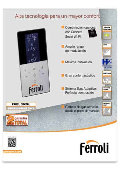 catalogo caldera ferroli bluehelix hitech rrt 34 c