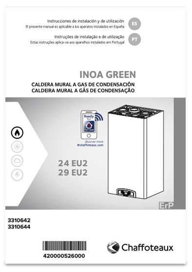 manual caldera chaffoteaux inoa green 24 eu