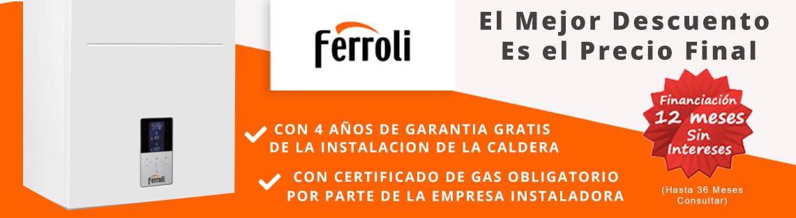 financiacion calderasmadridonline calderas ferroli