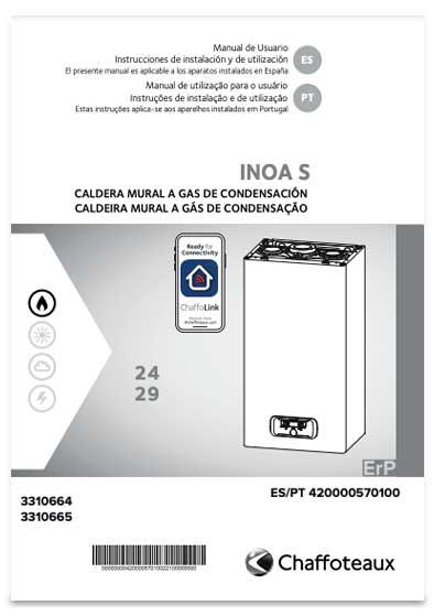manual caldera chaffoteaux inoa s 24